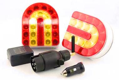 Éclairage Sans Kit Remorque Fil Feux Led Wifi fyImgb76vY